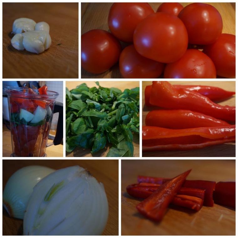 tomaattikeittoainekset